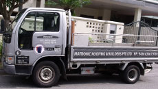 Matronic vehicle